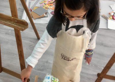 Academia Pintura Bloom - 11