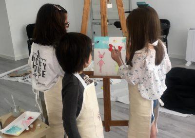 Academia Pintura Bloom - 12