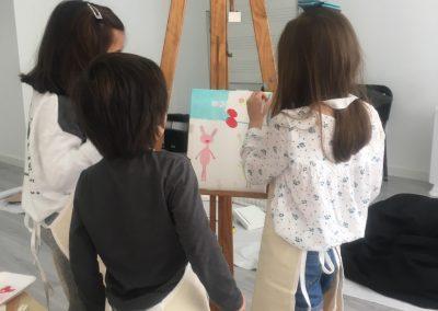 Academia Pintura Bloom - 13