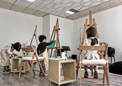 Academia Pintura Bloom - 14