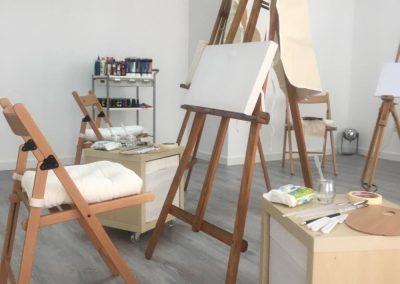 Academia Pintura Bloom - 15
