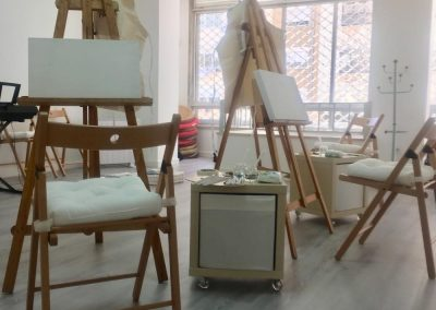 Academia Pintura Bloom - 16