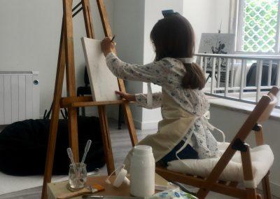 Academia Pintura Bloom - 5