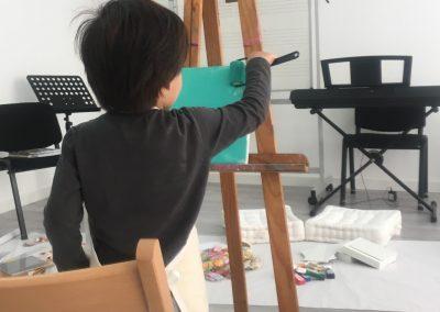 Academia Pintura Bloom - 6