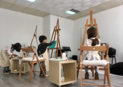 Academia Pintura Bloom - 7