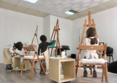 Academia Pintura Bloom - 8