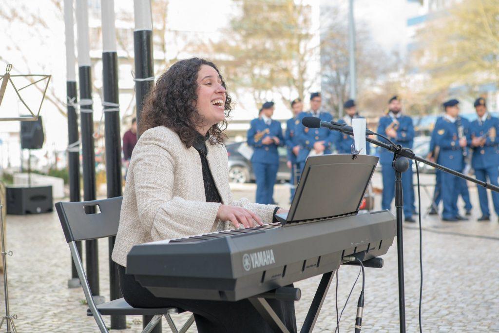 Carolina Segundo Pianista Cantora