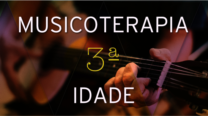 Musicoterapia na 3ª Idade